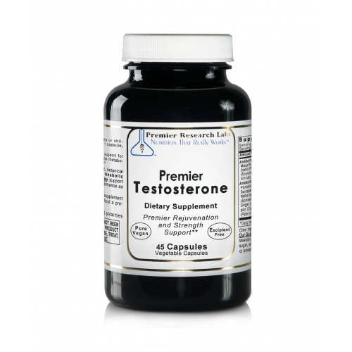 Premier Testosterone Complex Supplement By Premier