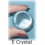 E Crystal (Round Silicon Clear)